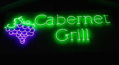 Photo of American Restaurant Cabernet Grill at 2805 South State Highway 16, Fredericksburg, TX 78624, United States