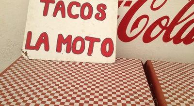 Photo of Taco Place Tacos La Moto at Piloto Antón De Alaminos Fracc. Costa Azul, Acapulco de Juárez 39850, Mexico