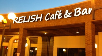 Photo of American Restaurant Relish Cafe & Bar at 5625 Creedmoor Rd, Raleigh, NC 27612, United States