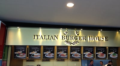Photo of Burger Joint Italian Burger House at C. C. Vasco Da Gama, Lisboa, Portugal