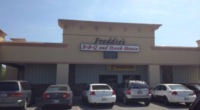 Photo of Steakhouse Freddie's Steak House at 1425 New Sapulpa Rd, Sapulpa, OK 74066, United States
