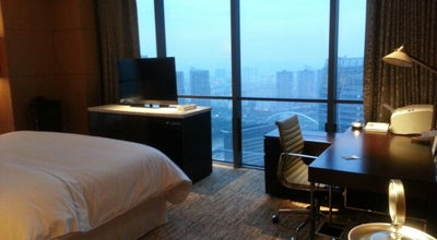 Photo of Hotel The Westin Ningbo at 75 Rixin St, Ningbo, Zh 315000, China