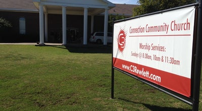 Photo of Church Connection Community Church at 3700 Chaha Rd, Rowlett, TX 75088, United States