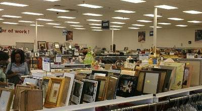 Photo of Thrift / Vintage Store Goodwill at 10903 Northwest Fwy, Houston, TX 77092, United States