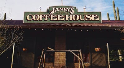 Photo of Coffee Shop Janey's Coffee House at 6602 E Cave Creek Rd, Cave Creek, AZ 85331, United States