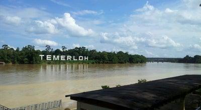 Photo of Beach Jambatan Temerloh at Malaysia