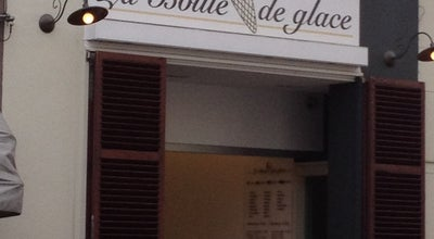 Photo of Ice Cream Shop La Boule de Glace at Delaerestraat 10, Roeselare 8800, Belgium