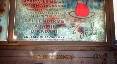 Photo of Hookah Bar Zeynel Shisha Lounge at İnönü Mahallesi 1408 Sokak, Mersin, Turkey