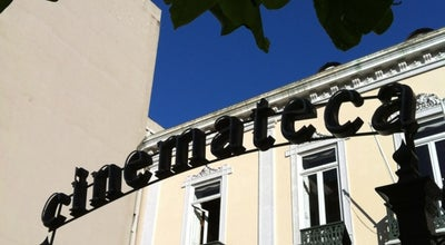 Photo of Indie Movie Theater Cinemateca Portuguesa at R. Barata Salgueiro, 39, Lisboa 1269-059, Portugal