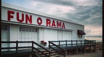 Photo of Arcade Fun-O-Rama at 13 Beach St, York, ME 03910, United States