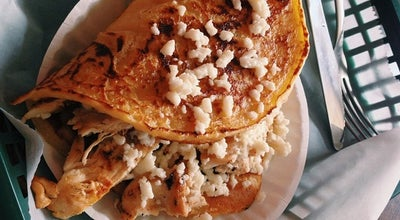 Photo of Food Truck The Arepa Lady at 7811 Roosevelt Ave, Jackson Heights, NY 11372, United States