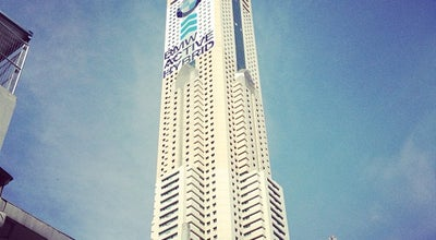 Photo of Roof Deck Baiyoke Sky Hotel Observation Deck at Baiyoke Sky Hotel, Ratchathewi 10400, Thailand