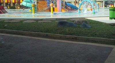 Photo of Water Park Transera Waterpark at Jl.medan Satria Merdeka Kota Harapan Indah, Bekasi 17124, Indonesia