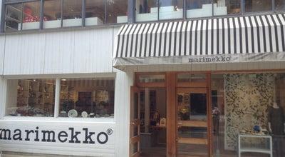 Photo of Boutique marimekko 大阪店 at 博労町4-4-2, 大阪市中央区, Japan