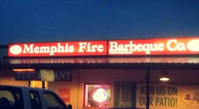 Photo of BBQ Joint Memphis Fire Barbeque at 1091 King's Highway #8, Winona, ON L8E 1L6, Canada