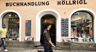 Photo of Bookstore Buchhandlung Höllrigl at Salzburg 5020, Austria