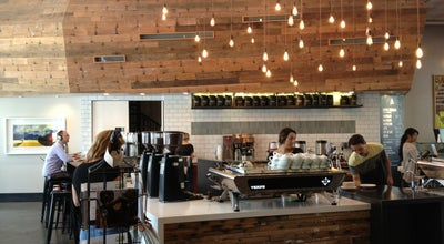 Photo of Coffee Shop Verve Coffee Roasters at 1540 Pacific Ave., Santa Cruz, CA 95060, United States