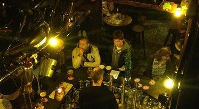 Photo of Bar Café Bizon at Karperbrug 7 Rue Du Pont De La Carpe, Brussels 1000, Belgium