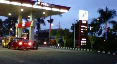 Photo of Arcade SPBU Pertamina 44.563.02 at Jl. Mayjend Bambang Sugeng Km.2, Wonosobo, Indonesia