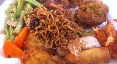 Photo of Vegetarian / Vegan Restaurant Restaurante Quan Shi Yin at R. Carioca, 721, Novo Hamburgo 93548-410, Brazil