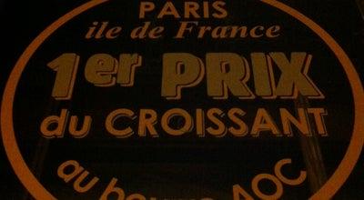 Photo of Bakery Laurent Duchêne at Rue Daviel, Paris 75013, France