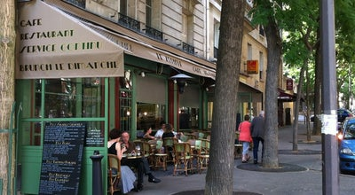 Photo of French Restaurant Le Zephyr at 1 Rue Du Jourdain, Paris 75020, France