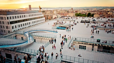 Photo of Cultural Center Friche la Belle de Mai at 41 Rue Jobin, Marseille 13003, France