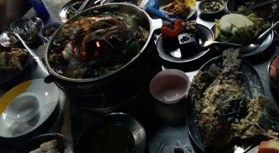 Photo of BBQ Joint อาป๋า กุ้งย่างเกาหลี อ้อมน้อย at Thailand