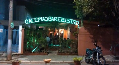 Photo of Bar O Alemão, Bar & Bistro at Av. Bandeirantes 421, São Roque, Brazil