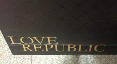 Photo of Boutique Love Republic at Russia