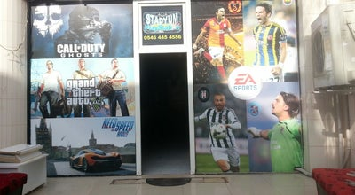 Photo of Arcade Stadyum Playstation at Bucak, Turkey