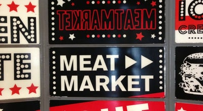 Photo of Burger Joint MEATmarket at Jubilee Market Hall, Covent Garden WC2E 8BD, United Kingdom