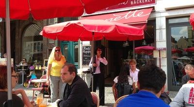 Photo of Cafe Baguette Jeanette at Bergerstr. 187, Frankfurt am Main, Germany