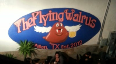 Photo of Bar The Flying Walrus at 204 S 17th St, McAllen, TX 78501, United States