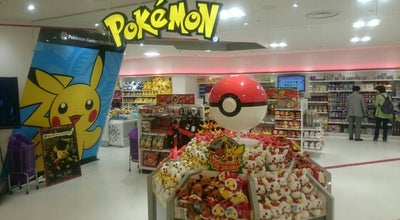 Photo of Toy / Game Store Pokemon Center at Japan