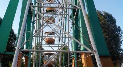 Photo of Theme Park колесо обозрения at Russia