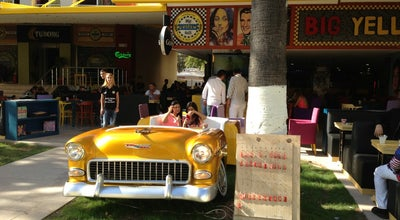 Photo of Cafe Big Yellow Taxi Benzin at Kılıçarslan Mah. Park Sok. No:4, Muratpaşa 07100, Turkey