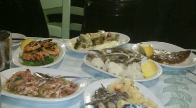 Photo of Seafood Restaurant Φιλαράκια at Αντωνοπόυλου 96, Βόλος 382 21, Greece