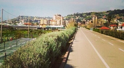 Photo of Trail Pista Ciclabile - Sanremo est at Sanremo 18018, Italy