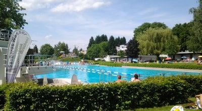 Photo of Pool Schwimmbad Letzigraben at Letzigraben, Zürich 8048, Switzerland