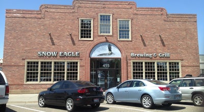 Photo of Brewery Snow Eagle Brewing & Grill at 455 River Pkwy, Idaho Falls, ID 83402, United States