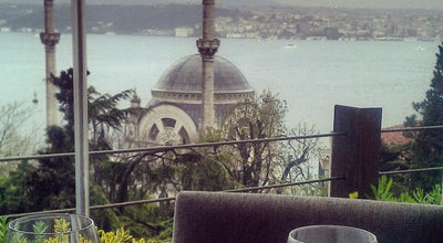 Photo of Mediterranean Restaurant Topaz Restaurant at İnönü Cad. Ömer Avni Mah. No:50 Gümüşsuyu, İstanbul 34437, Turkey