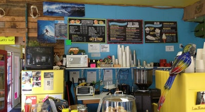 Photo of Coffee Shop Surf Town Coffee Company at 345 Sw Bay Blvd, Newport, OR 97365, United States