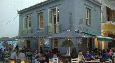 Photo of Bar Σπείρα at Τάκη Οικονομάκη 45, Βόλος 382 22, Greece