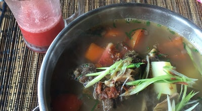 Photo of Cajun / Creole Restaurant Bukit hexon restaurant at Wanagiri, Indonesia