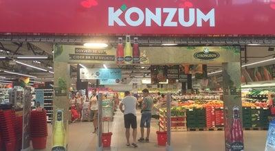 Photo of Grocery Store Konzum at Ulica Bleiburških Žrtava 17, Zadar 23000, Croatia
