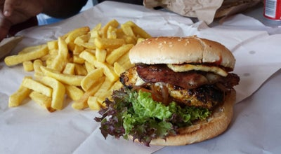 Photo of Burger Joint Big J's at 4/1 Melton Rd, Mt Wellington, Auckland, New Zealand