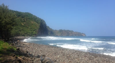 Photo of Trail Pololu Valley at Kohala, HI 96755, United States