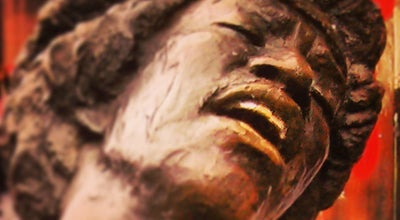 Photo of Outdoor Sculpture Jimi Hendrix Statue at 1604 Broadway, Seattle, WA 98122, United States