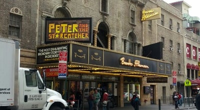 Photo of Theater Brooks Atkinson Theatre at 256 W 47th St, New York, NY 10036, United States